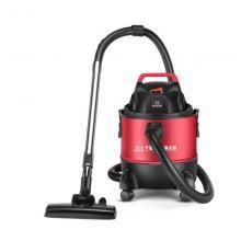 美的(Midea)T3-L151E1干湿吹三用大功率桶式商用家用车用吸尘器
