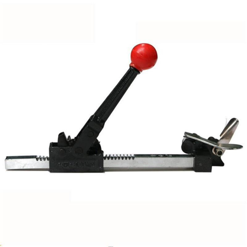 凯丰手动打包机 12-16mm手动PP带打包机塑钢打包机 手动收紧器 耐磨型打包钳