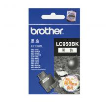 兄弟LC950BK墨盒  黑色适用: MFC210C / MFC410CN /MFC215C/ MFC425CN/MFC640CW/ MFC5440CN/ MFC3240C /DCP110C/DCP115C/ DCP120C/ FAX184