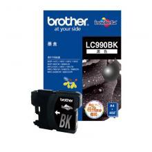 兄弟LC990BK墨盒 黑色 适用DCP-145C;DCP-165C;DCP-185C;DCP-385C;DCP-585CW;MFC-250C;MFC-290C;MFC-490CW;MFC-790CW;MFC-795CW;DCP-6690C