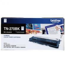 兄弟TN-270BK  黑色墨粉盒 (适用HL-3...