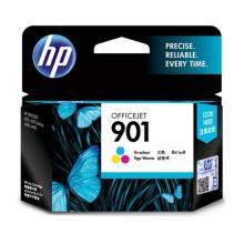 惠普CC656AA 901号彩色墨盒 适用HP Officejet J4580 J4660 4500