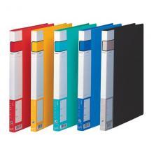 齐心A602文件夹 单强力夹 标准型轻便夹 A4试卷夹